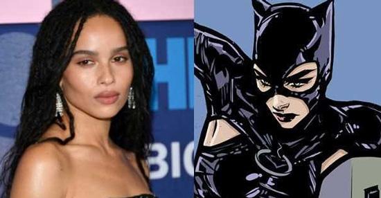 """新《蝙蝠侠》确定""""猫女""""选角,《大小谎言》女星出演"""