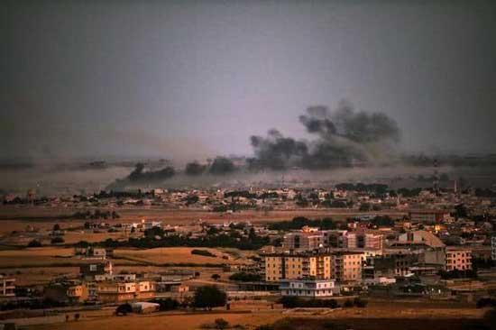 """美军开启叙战最大规模撤军,蓬佩奥:叙利亚战场""""战斗不太多了"""""""