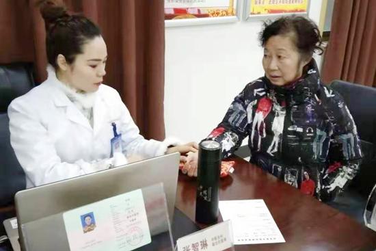 美丽天使 悬壶济世—访北京四圣堂中医院湖南常德分院院长张智琳女士