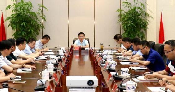桃源县委书记周代惠专题调度扫黑除恶专项斗争