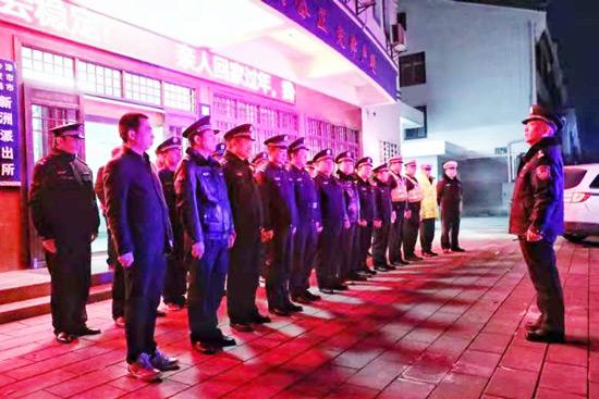 津市全警启动农村社会治安突出问题专项整治行动