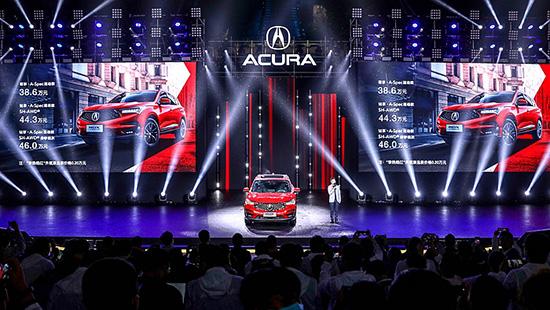 广汽Acura发布全新品牌主张 RDX A-Spec运动款正式上市