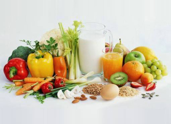 食物的营养价值及营养来源