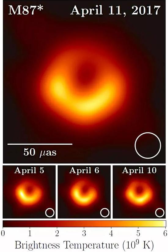 """4月10日——历史上的今天(人类有史以来获得的第一张黑洞照片、中菲黄岩岛对峙、南京汤山发现""""古猿人洞"""")"""