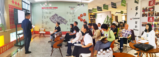 强化内功 提升本领 振奋精神——湖南创美一建装饰工程有限责任公司举办业务培训班