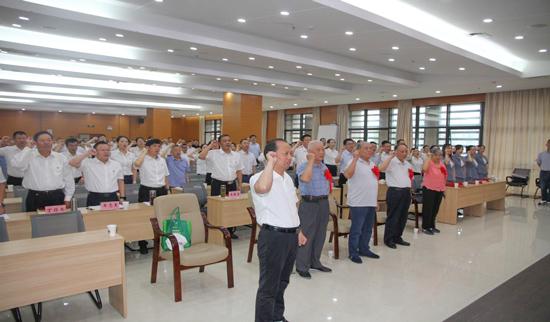 常德市生态环境局举办庆祝中国共产党成立100周年系列活动